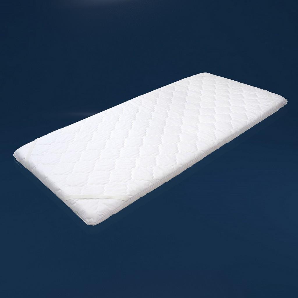 mss matratzenauflage topper mit noppen struktur und. Black Bedroom Furniture Sets. Home Design Ideas